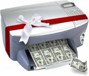 Impression monétaire USA, QE