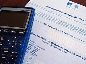 Revenus foncier 2014, formulaire 2014