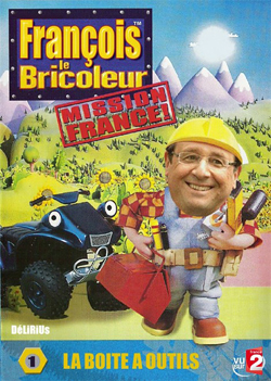 François Hollande le bricoleur