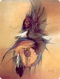 Les indiens innuts (montagnais) du Québec