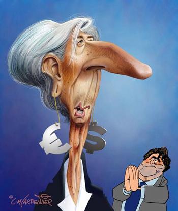 CRI - Christine Lagarde - BCE 2019