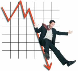 La crise, graphique