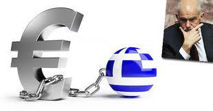 La Grèce enchaînée à l'euro