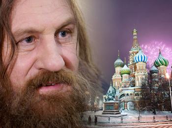 Gérard Depardieu devient citoyen russe grâce à Vladimir Poutine