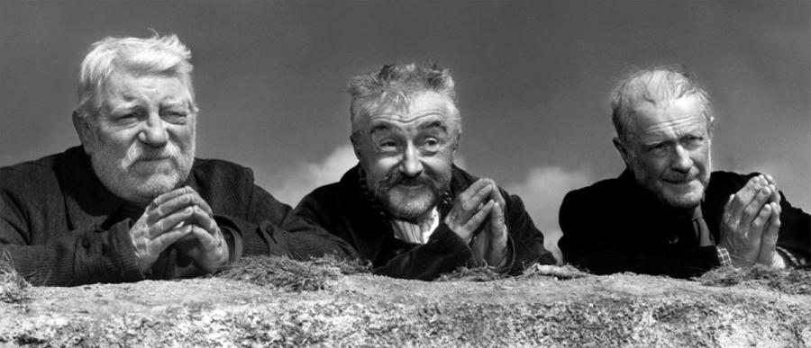 Les Vieux de la vieille avec Jean Gabin et Pierre Fresnay