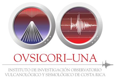 Logo OVSICORI-UNA, Costa Rica