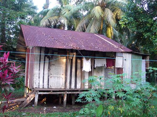 Ma villa de luxe au Costa Rica