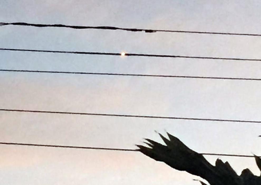 Finca - Surchauffe sur les lignes aériennes d'électricité