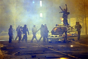 Quitter les grandes villes- Violence urbaine