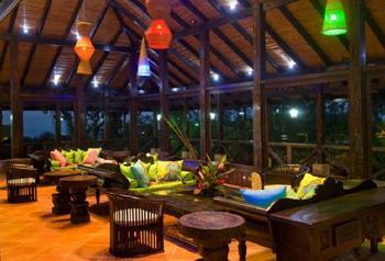 Hôtel Hydeaway - Rio Celeste - Parc national Tenorio - Costa Rica