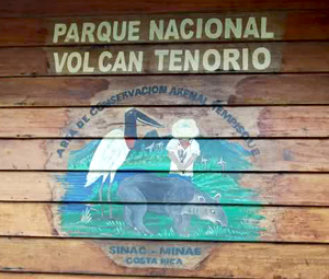 Parc National du Volcan Tenorio - Costa Rica - Alajuela - Rio Celeste