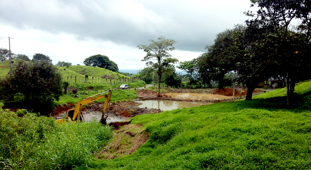 Costa Rica - 4 lagunes