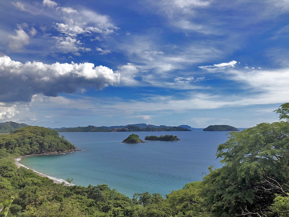 Costa Rica, Guanacaste, Potrero, Playa Prieta