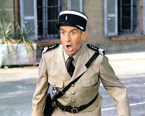 Louis de Funès - Les gendarmes - La France d'avant