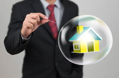Bulle immobilière en zone EURO
