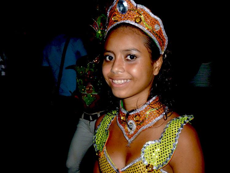 Carnaval 2012 Granada / Nicaragua - Chica