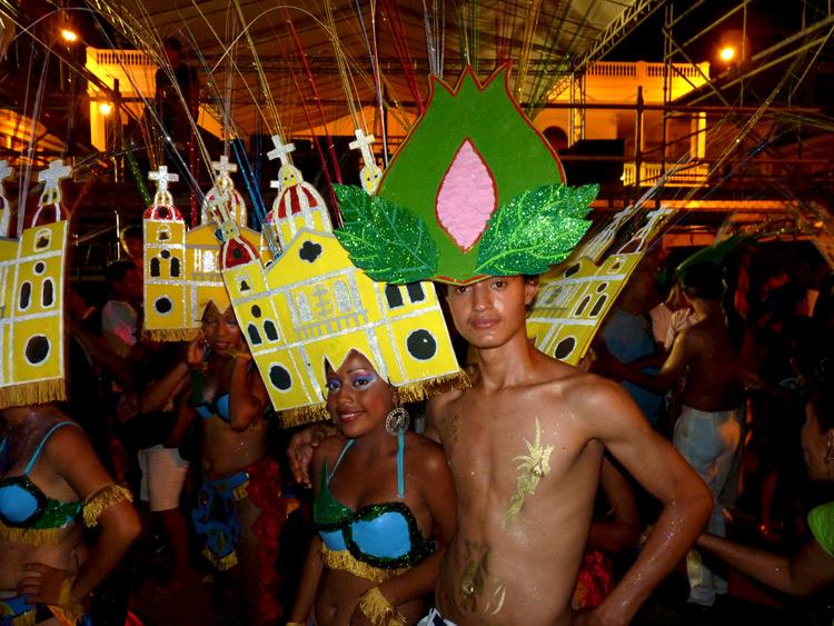Carnaval 2012 Granada / Nicaragua - Chico et Chica