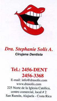 Ma jolie dentiste au Costa Rica