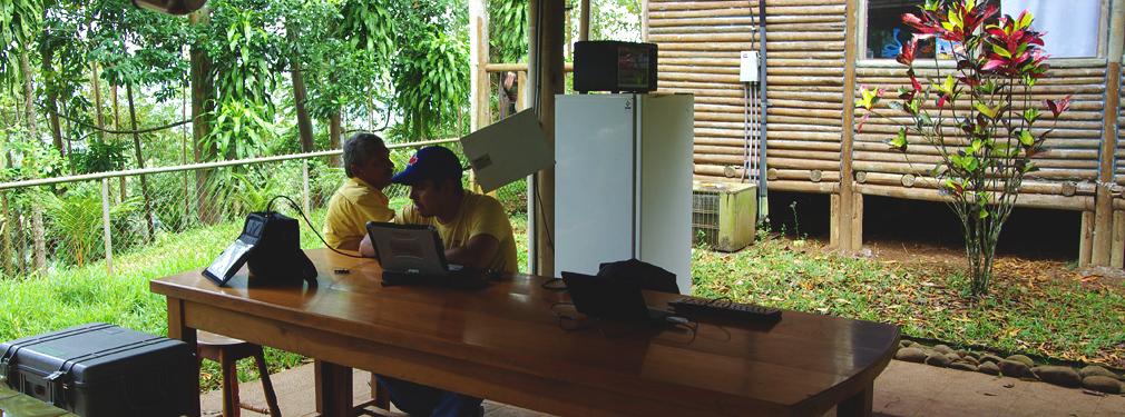 ICE Costa Rica - Réglage Internet 3G à domicile