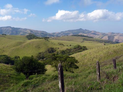 Piste de Monteverde à Arenal