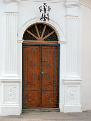 Nicaragua, Granada - Porte 1