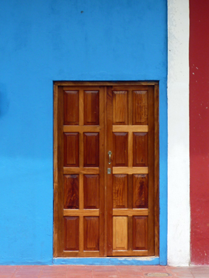 Nicaragua, Granada - Porte 0