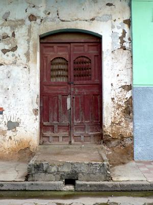 Nicaragua, Granada - Porte 14
