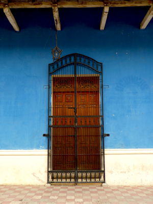 Nicaragua, Granada - Porte 15