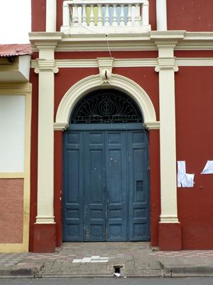 Nicaragua, Granada - Porte 16