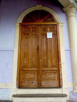 Nicaragua, Granada - Porte 17