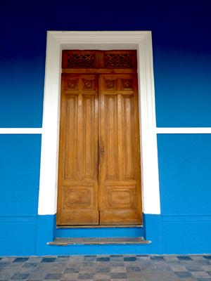 Nicaragua, Granada - Porte 18