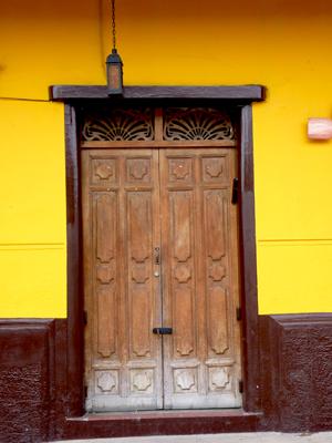 Nicaragua, Granada - Porte 3