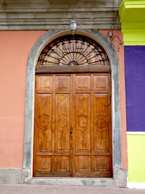 Nicaragua, Granada - Porte 5