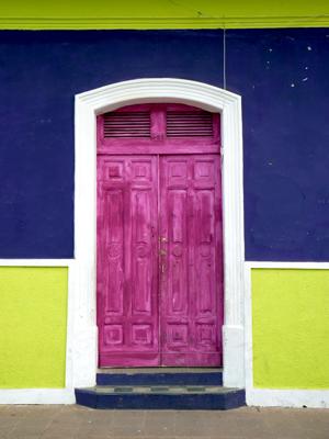 Nicaragua, Granada - Porte 6