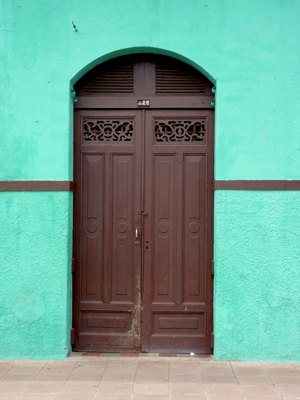 Nicaragua, Granada - Porte 7