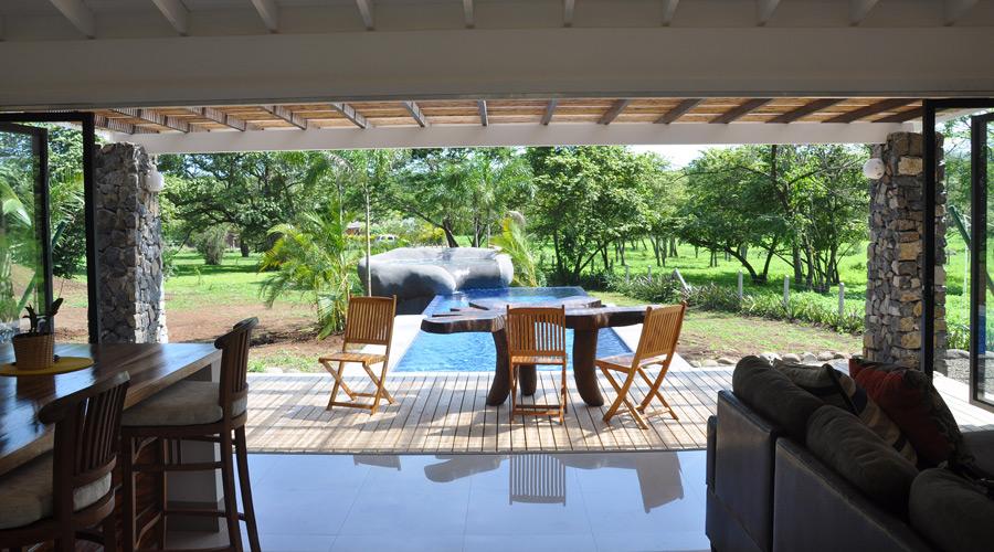 Costa Rica Immobilier Villa J2 Sans 3 Villa Neuve 2 Ch Grand Terrain Piscine D Bordement