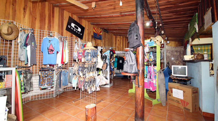 Costa Rica - Guanacaste - Surf Shop - Vue 1
