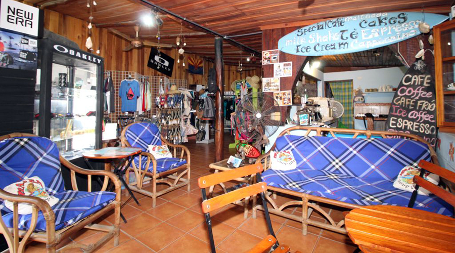 Costa Rica - Guanacaste - Surf Shop - Vue 2