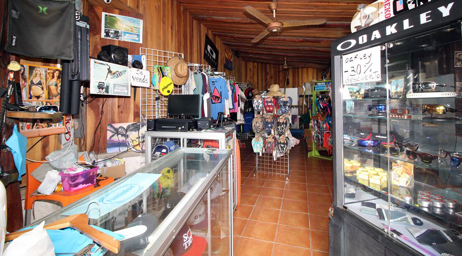 Costa Rica - Guanacaste - Surf Shop - Vue 3