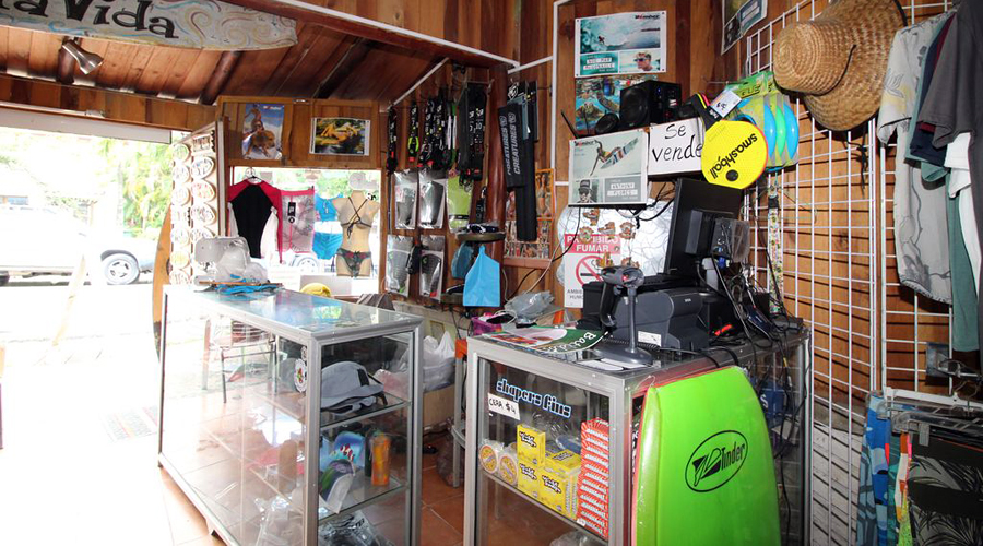 Costa Rica - Guanacaste - Surf Shop - Vue 4